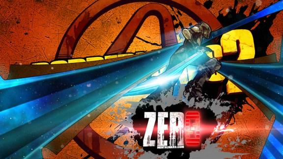 Borderlands 2 - Zer0's Killing Blow Wallpaper