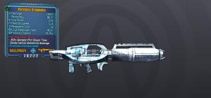 BLTPS Legendary Rocket Launcher - Cryophobia