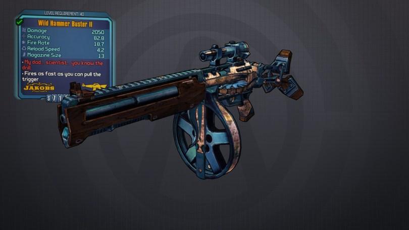 Hammer Buster II