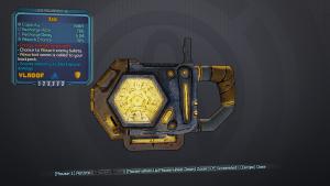 BLTPS Legendary Shield - Kala