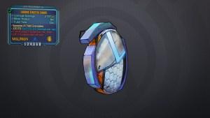 BLTPS Legendary Grenade Mod - Leech