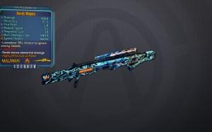 Magma - Borderlands Legendary Sniper