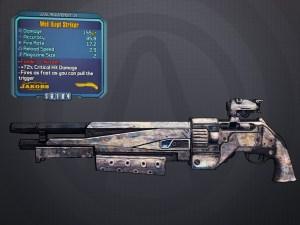 BLTPS Legendary Shotgun - Striker