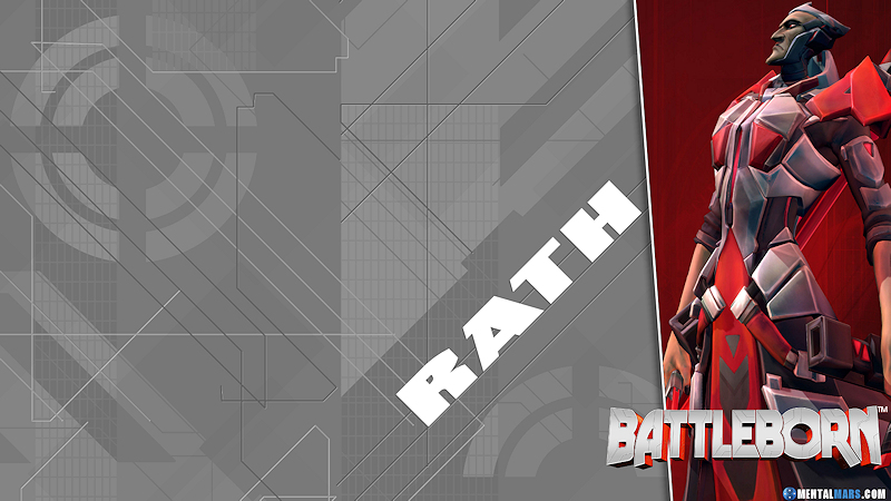 Battleborn Blade Wallpaper - Rath