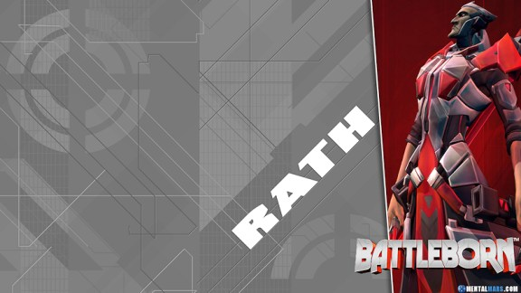 Battleborn Blade Wallpaper - Rath