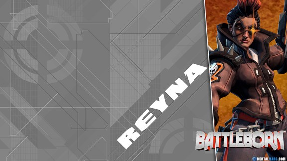 Battleborn Blade Wallpaper - Reyna