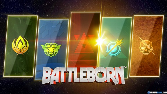 Battleborn Factions Wallpaper