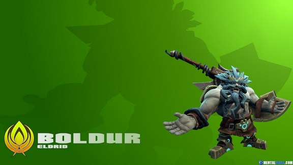 Battleborn Cool Wallpaper Boldur
