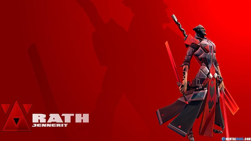 Battleborn Cool Wallpaper Rath