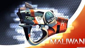 Borderlands Maliwan Wallpaper