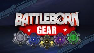 Battleborn Gear Items