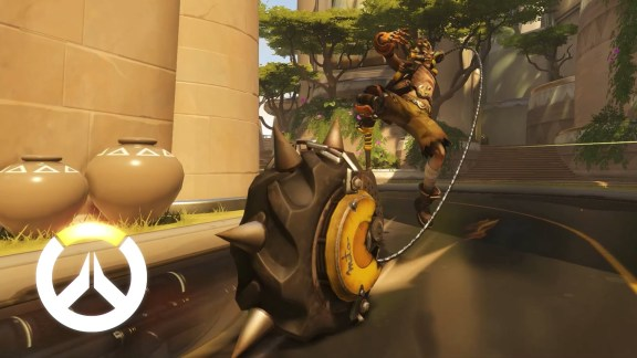 Overwatch - Junkrat Ability Overview