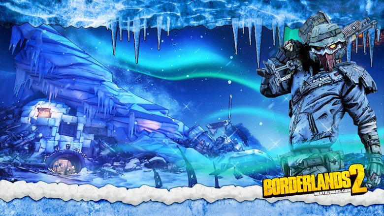 Borderlands 2 Windshear Waste Wallpaper - Bandit
