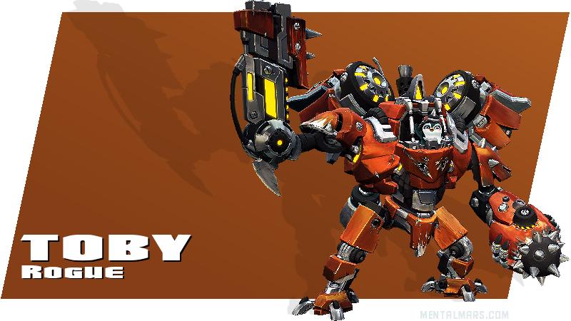 Battleborn - Toby the Destroyer