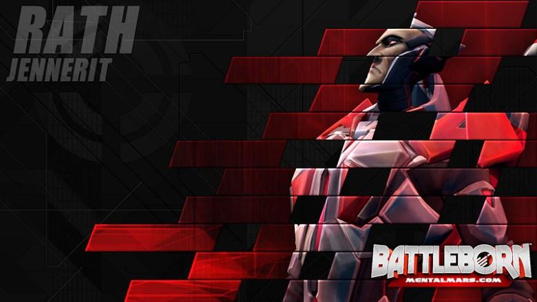 Battleborn Champion Wallpaper - Rath
