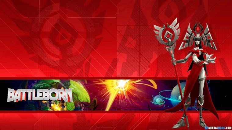 Battleborn Hero Wallpaper - Ambra