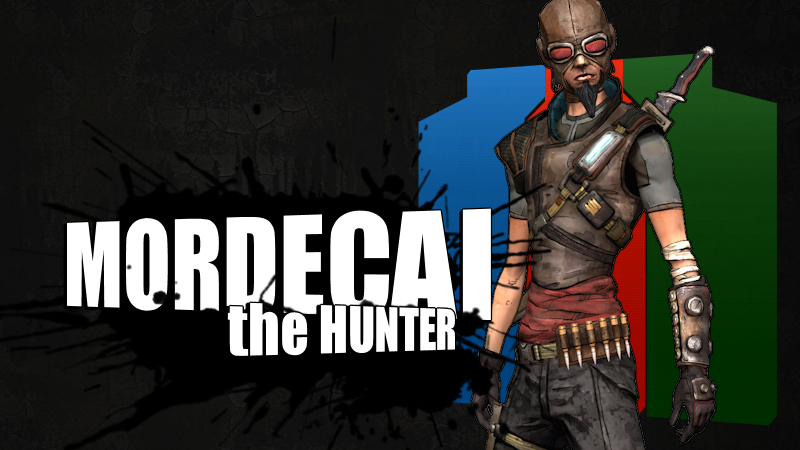 Borderlands - Mordecai Profile Card