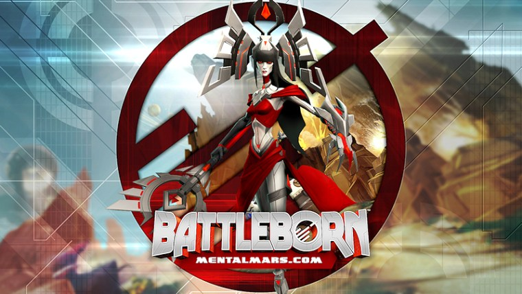 Battleborn Legends Wallpaper - Ambra