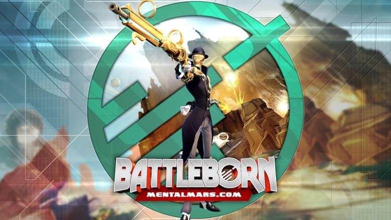 Battleborn Legends Wallpaper - Marquis