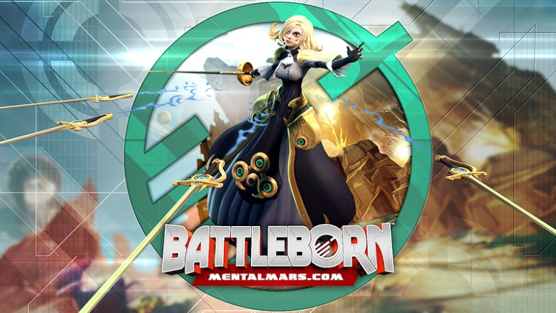 Battleborn Legends Wallpaper - Phoebe