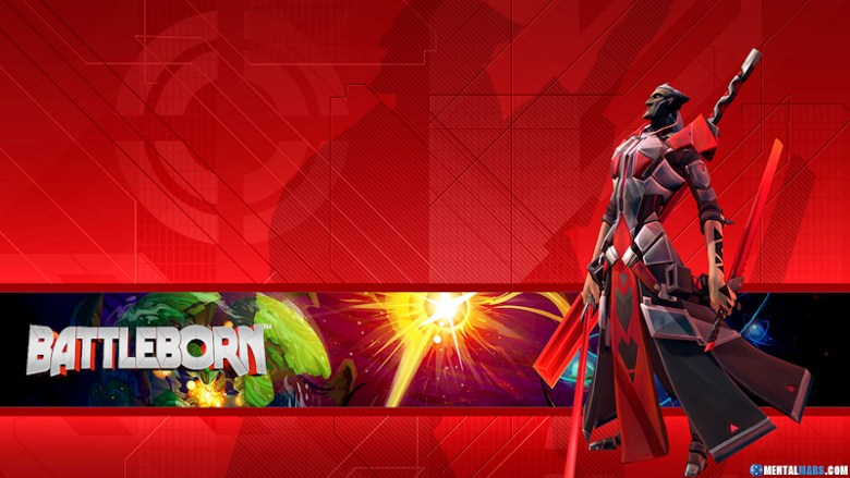Battleborn Hero Wallpaper - Rath