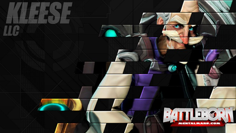 Battleborn Champion Wallpaper - Kleese