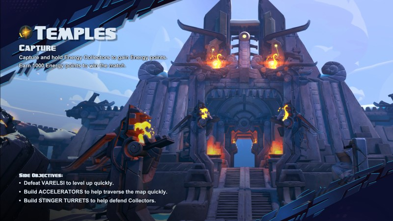 Battleborn Capture Temples
