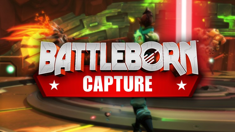 Battleborn Multiplayer Capture