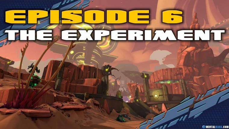 Battleborn Story Mode Episode 6 The Experiment
