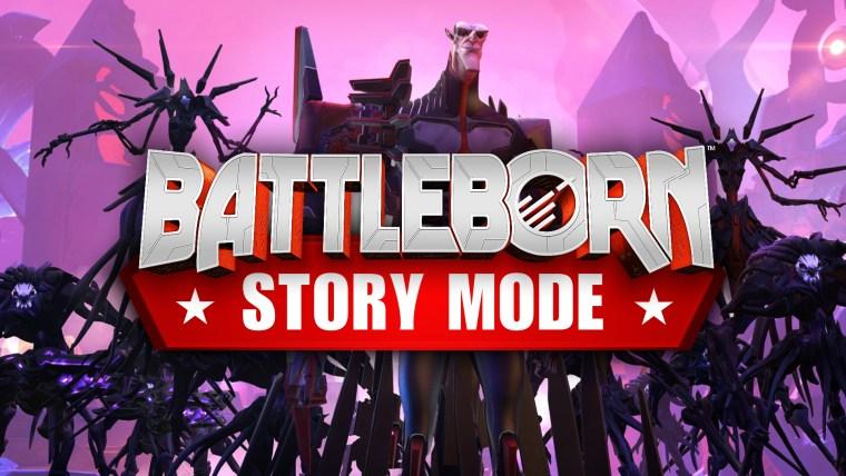 Battleborn Story Mode