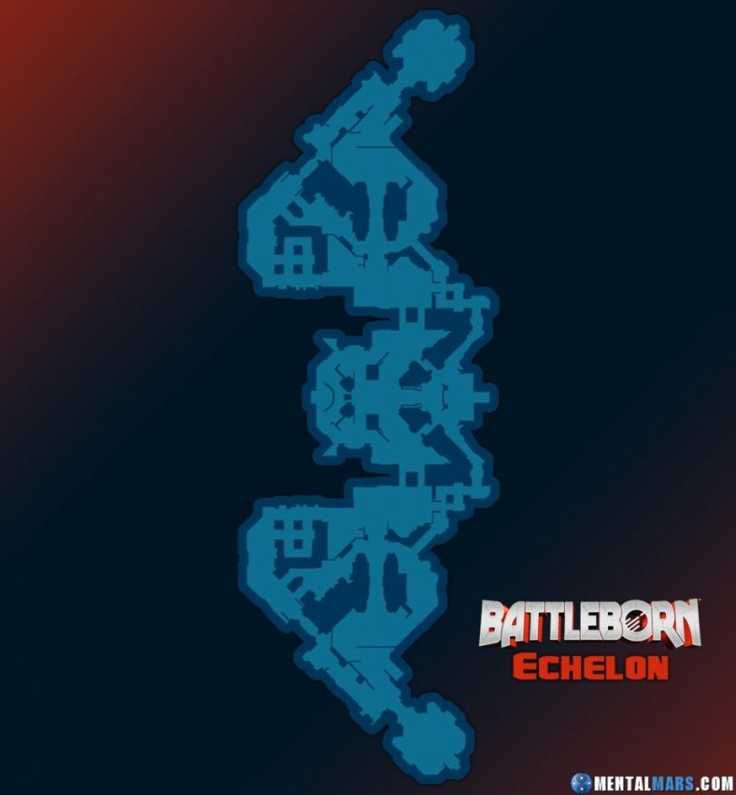 Battleborn Echelon Large Map
