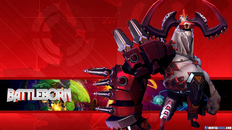 Battleborn Hero Wallpaper