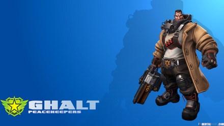 Battleborn Cool Wallpaper - Ghalt