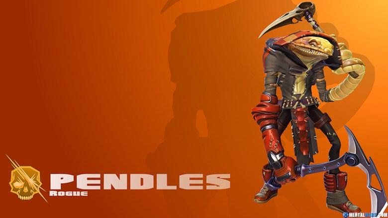 Battleborn Cool Wallpaper - Pendles