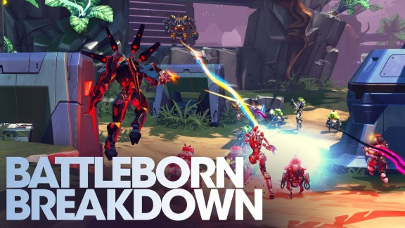 Battleborn Breakdown eps01 - Miko - SuperBadJuJu