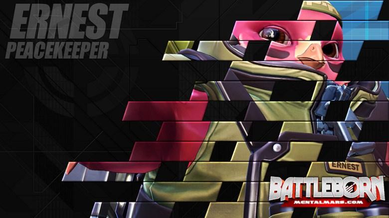 Battleborn Champion Wallpaper - Ernest