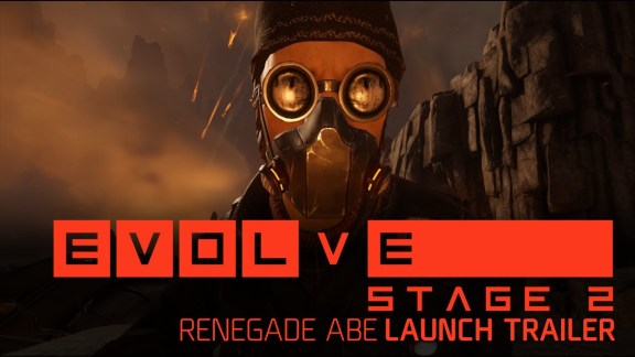 Evolve Stage 2 - Renegade Abe Trailer