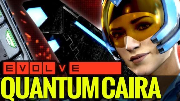 Quantum Caira Trailer - Evolve