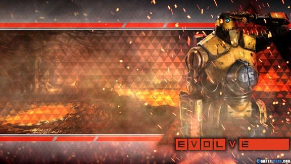 Evolve Wallpaper - Bucket