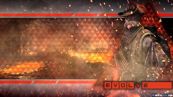 Evolve Wallpaper - Griffin