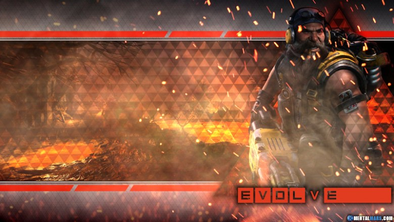 Evolve Wallpaper - Hank