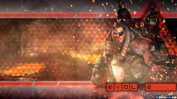 Evolve Wallpaper - Hyde