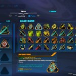Battleborn New Gear UI