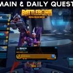 Battleborn New Main Menu UI