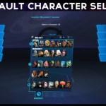 Battleborn New Select Roster UI