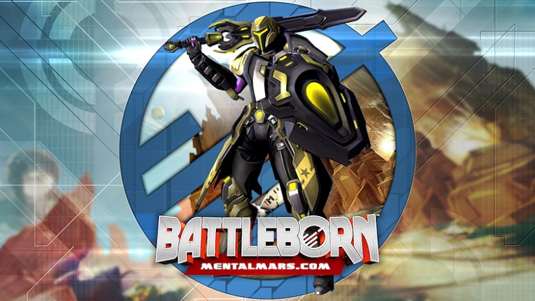 Battleborn Legends Wallpaper - Galilea