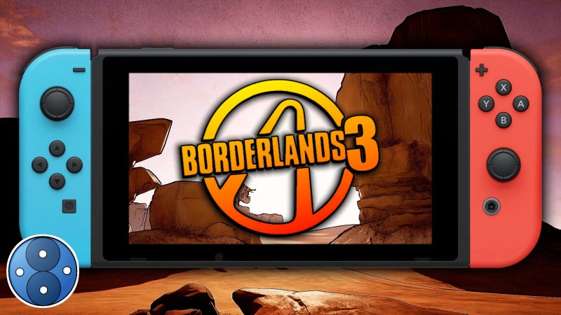 Borderlands 3 Nintendo Switch Edition Cancelled