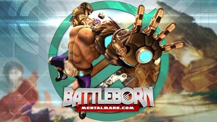 Battleborn Legends Wallpaper - El Dragon