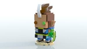 Mellka - Battleborn Lego