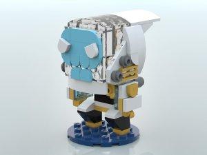 ISIC - Battleborn Lego
